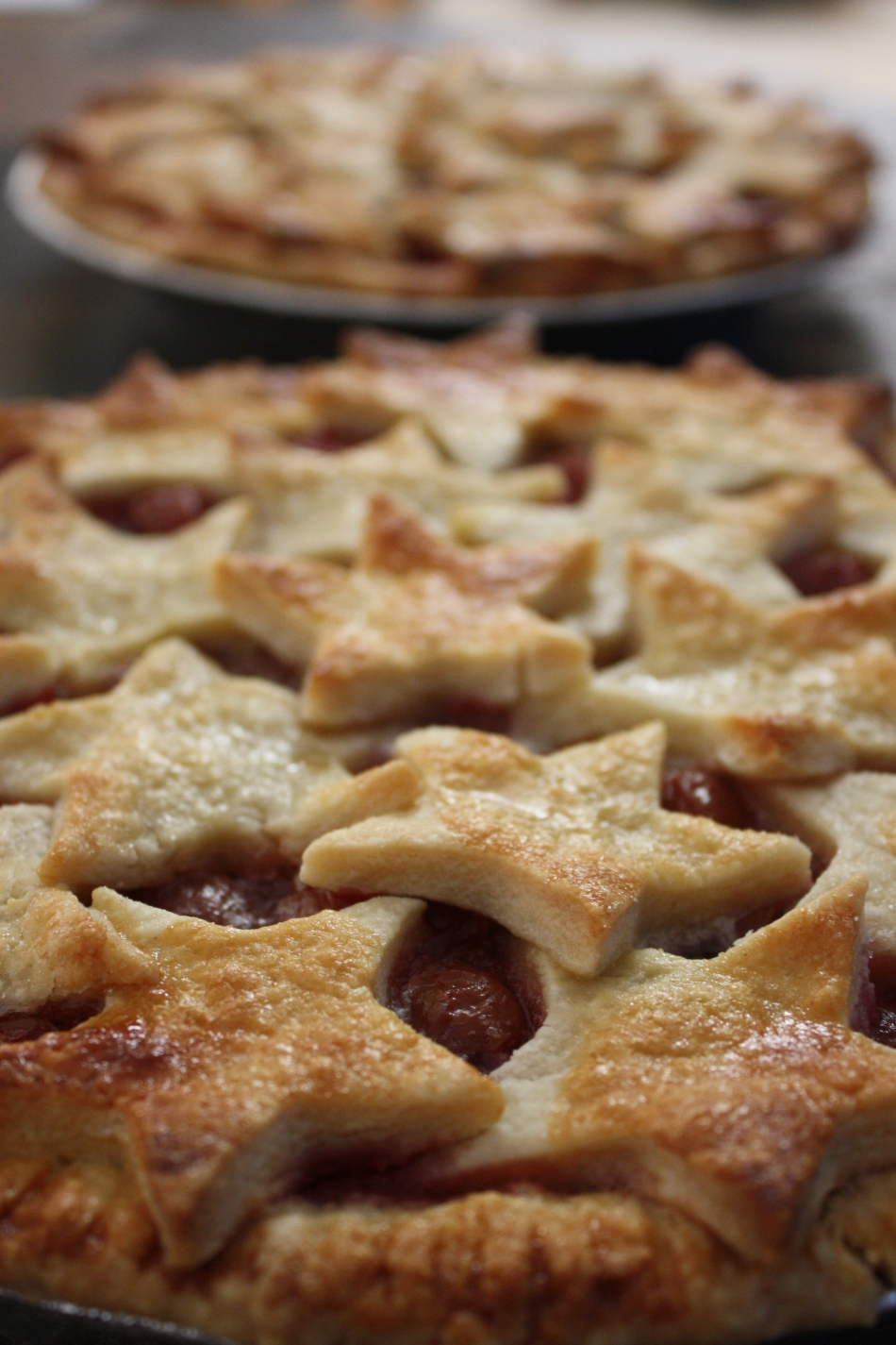 Cherry Pies for Matched Pair